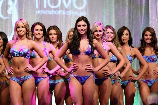 Miss bikini australia