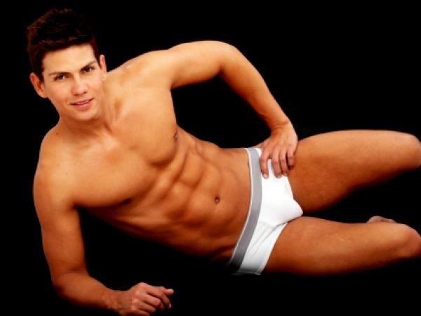Male bold stars naked