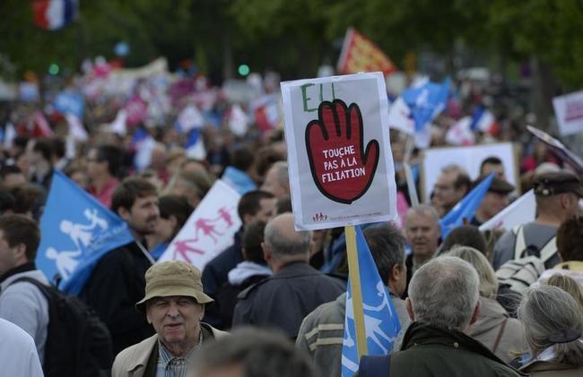 Gay mass demonstrations