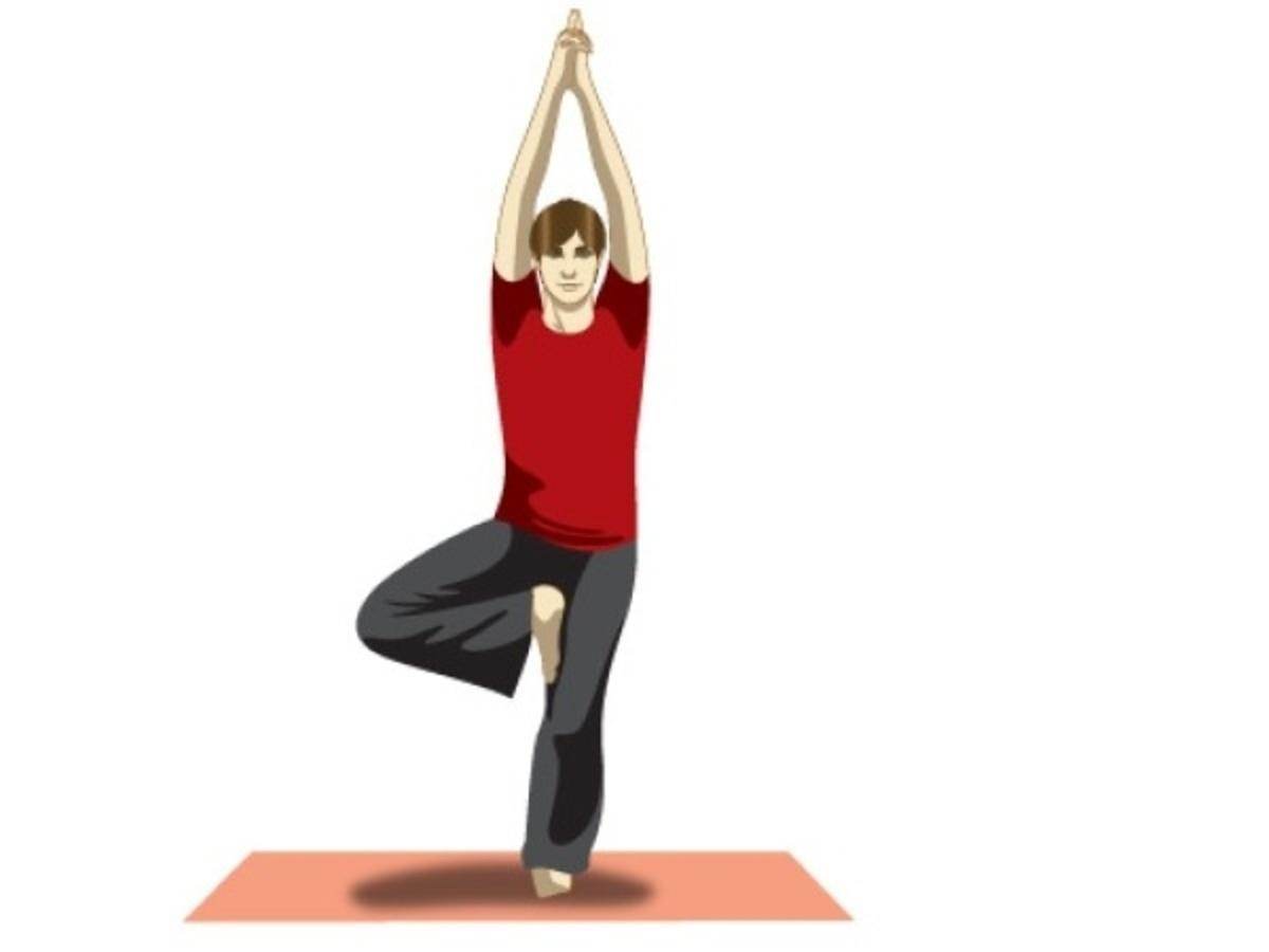 31 Yoga Poses For A Healthy Heart
