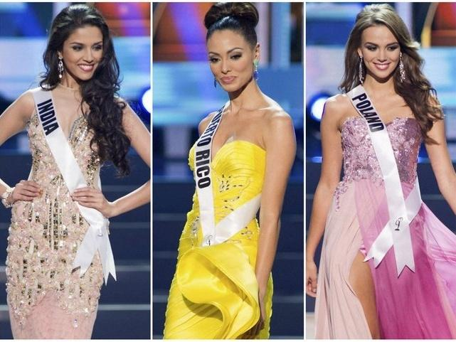 Miss Universe 2013 Girls In Hot Bikinis-9831