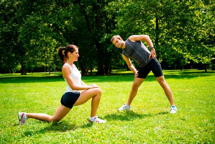 Tip to Get a Toned Body # 2: Stretch, stretch and stretch