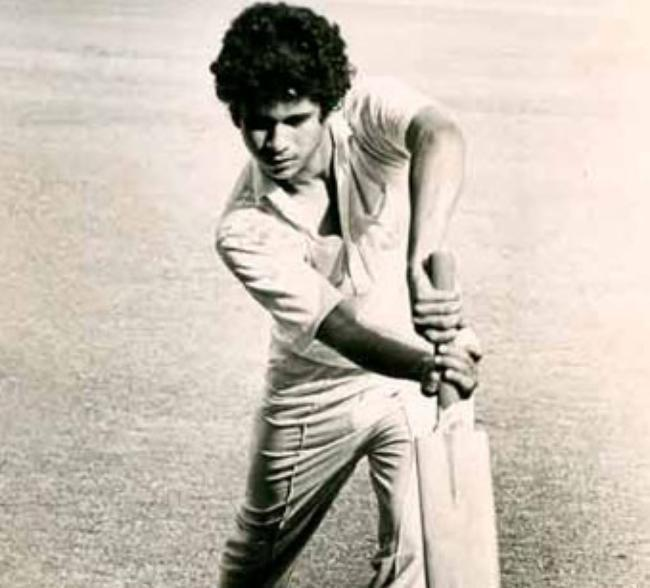 Sachin tendulkar early life