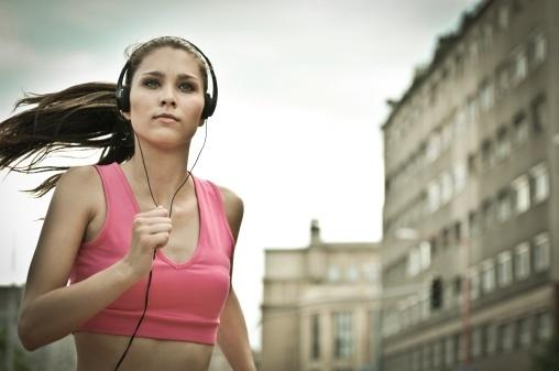 Tip to Get a Toned Body # 4: Run