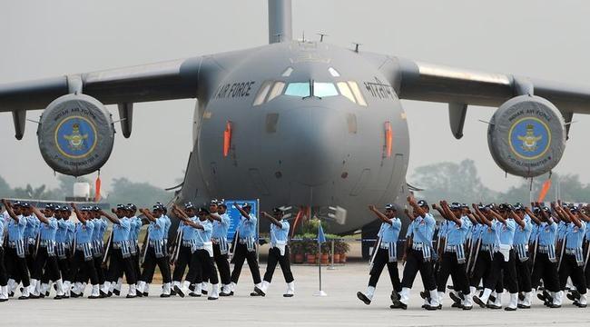 IAF Annual Day