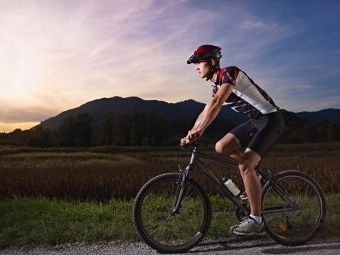 Tip to Get a Toned Body # 8: Cycling