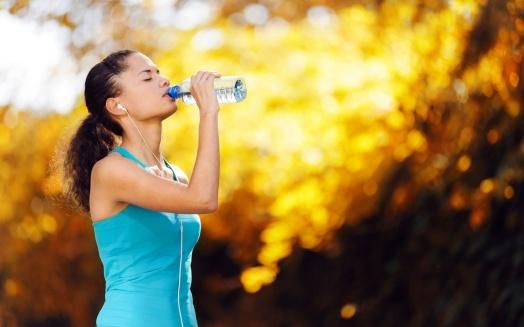 Tip to Get a Toned Body # 3: Hydrate yourself