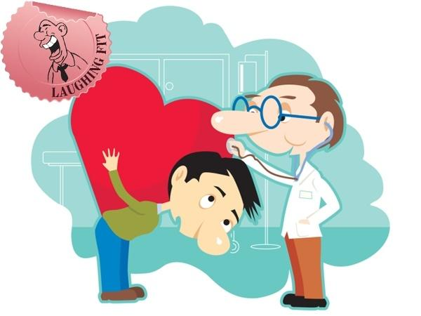 Laughing Fit: Cardiology Jokes for World Heart Day   Healthy