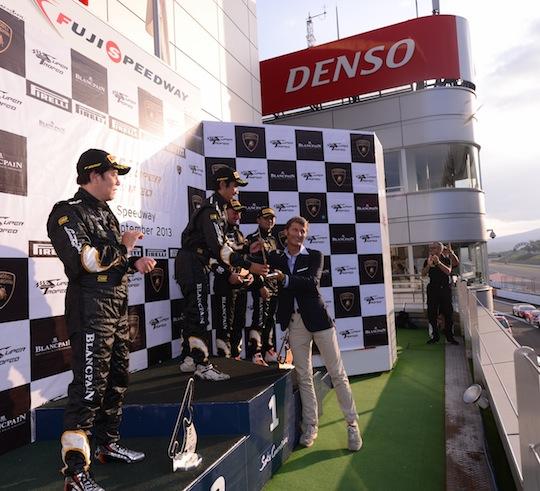 Lamborghini Super Trofeo Makes Its Return To Japan