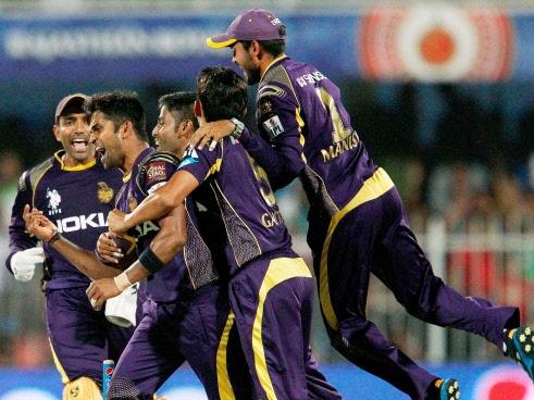 IPL 7: KKR vs RCB, Match In Pictures