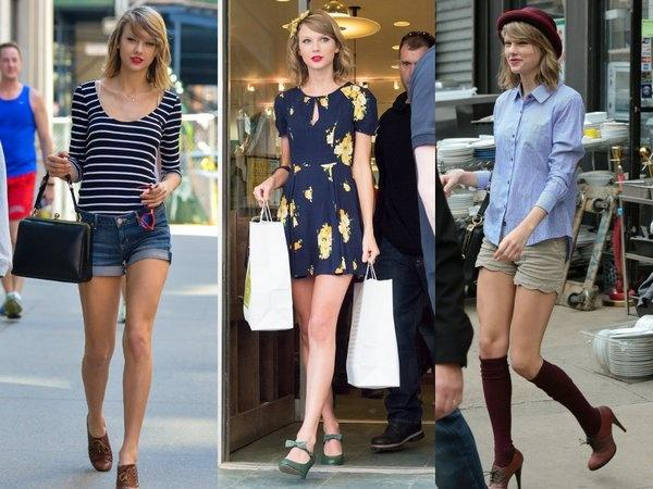 Taylor Swift Hits The Gym In Short Shorts (PHOTO)   HuffPost