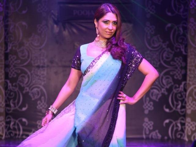 Pooja Misrra Turns South Indian Bride!   South indian