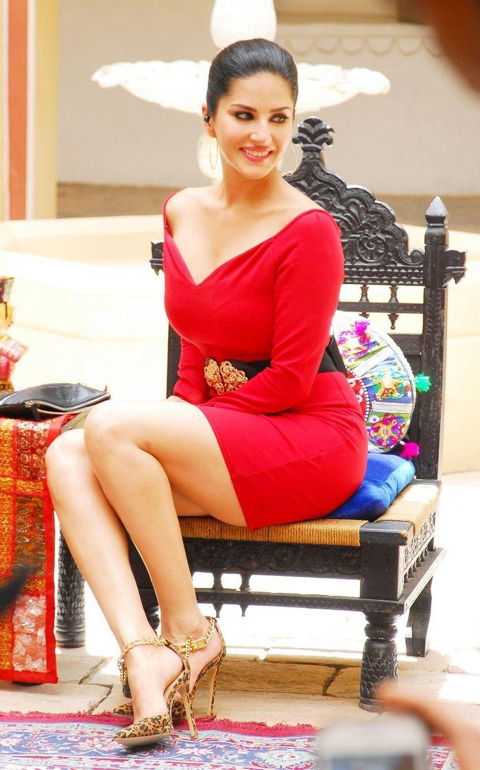 Sunny Leone Shoots For Splitsvilla-2523