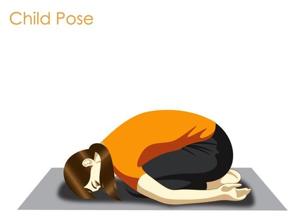 11 Ways to Heal Gaming Addiction Using Yoga  Shishuasana