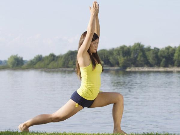 11 Ways to Heal Gaming Addiction Using Yoga   Veerbhadrasana