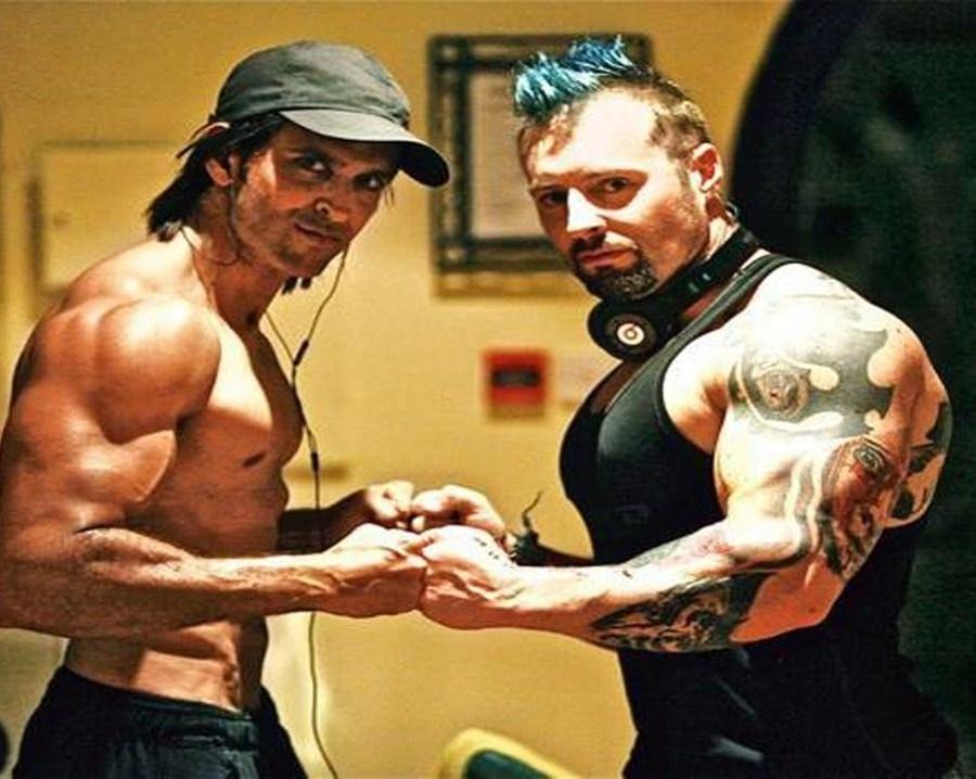 Exclusive Interview With Kris Gethin Hrithik Roshans Trainer