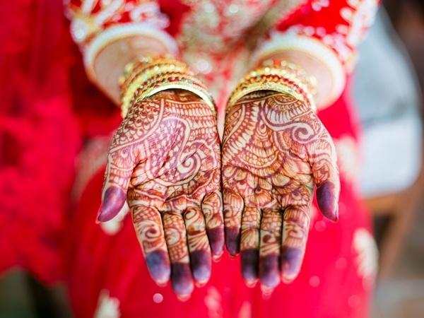 Skin Problems Related To Cultural Practices in India  Henna Dermatitis: