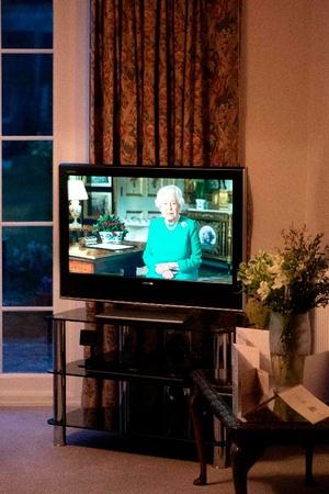 Entire UK Watch When Queen Elizabeth II Invokes WWII Spirit To Defeat Coronavirus