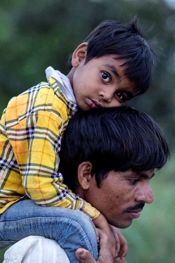 Heartbreaking Images Of Homeless Children Struggling To Survive During Coronavirus Lockdown