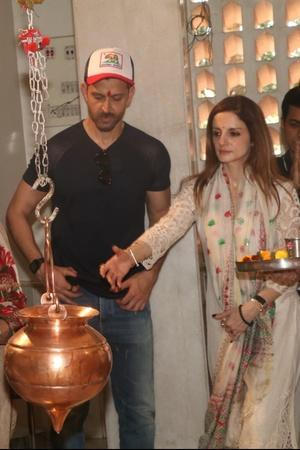 Hrithik Roshan & Sussanne Khan