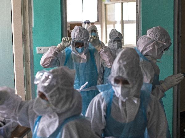 Inside A COVID-19 ICU