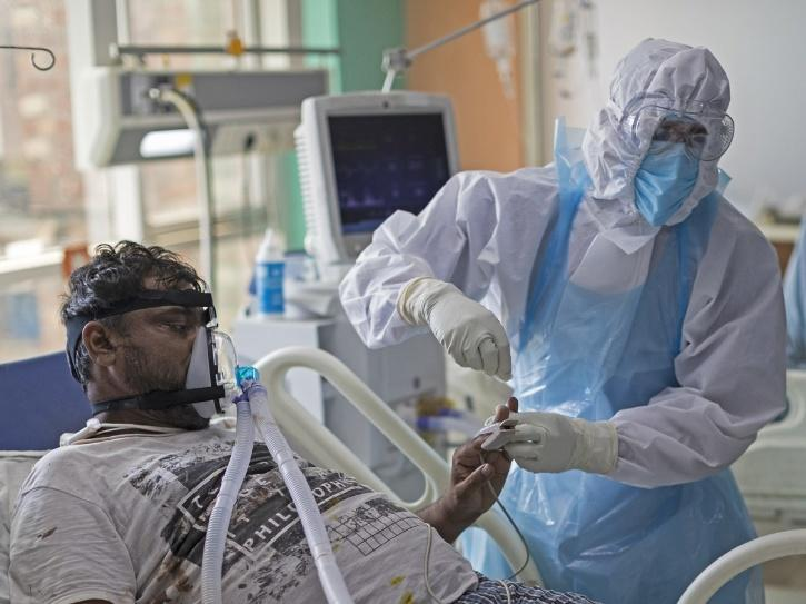 Inside A COVID-19 ICU: How Doctors Are Bearing The Double Brunt During The Virus Battle