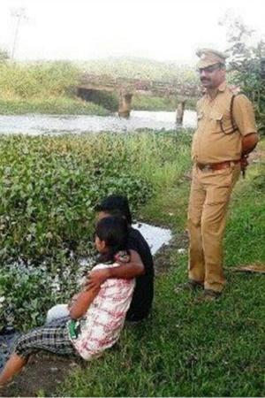 funny delhi police