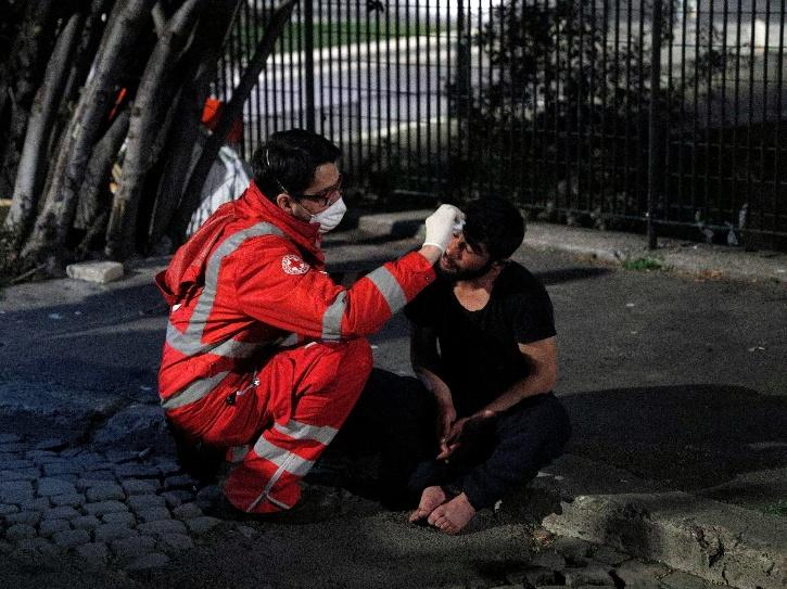 Coronavirus Crisis In Italy