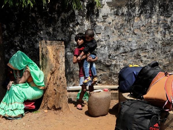 While We Are Inside Our Homes, Migrant Workers Scorching Heat To Reach Their Amid Covid-19