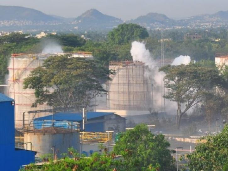 Styrene Gas That Has Wreaked Havoc In Vizag