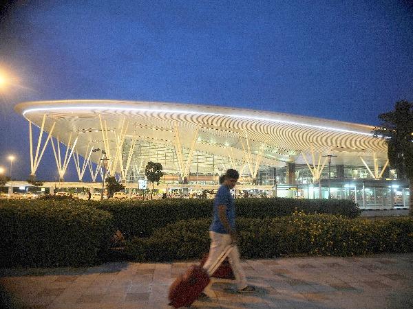 Kempegowda International Airport (BLR)