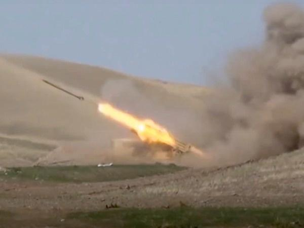 Fight Between Armenia, Azerbaijan