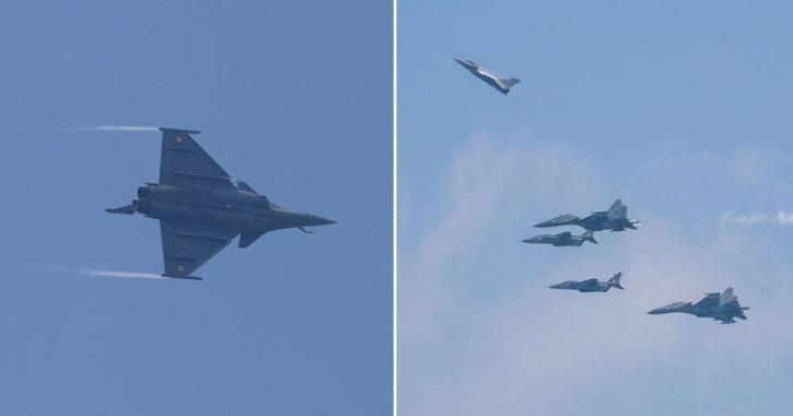 iaf Rafale Fighter Jets