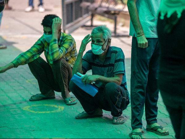 people waiting test noida
