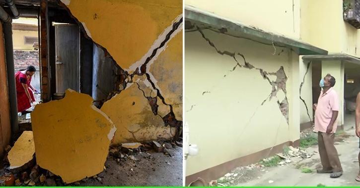 Earthquake in assam