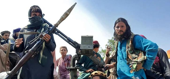 Inside Afghanistan After Taliban Takes Control