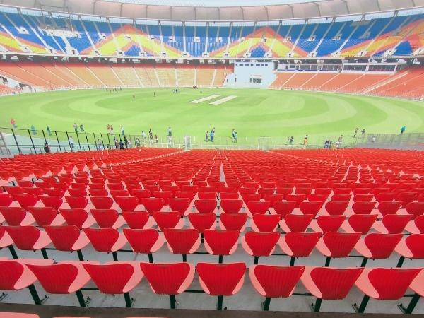 Largest spectator capacity -