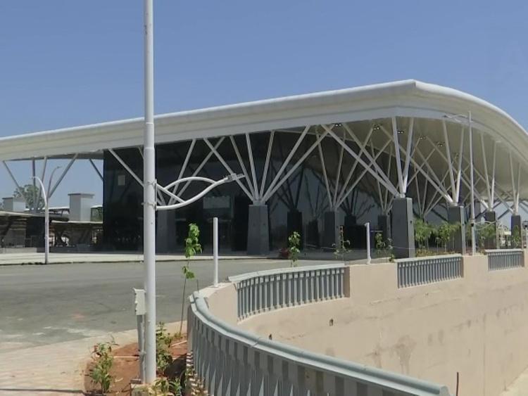 First AC Railway Terminal