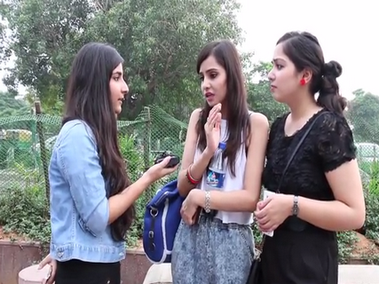 When Asked About Nudity In Hindi Movies, These Girls Are